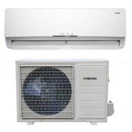 AER CONDITIONAT VISION TIP MONOSPLIT INVERTER 18.000 BTU R410A KIT INCLUS CLS A++/A+