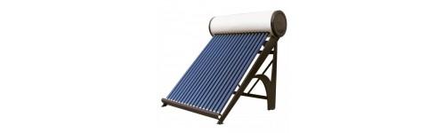 Panouri solare cu rezervor presurizat